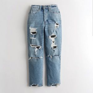 Hollister• Curvy Ultra High Rise Vintage Jean